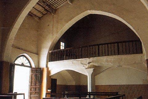 Sinagoga judía de Híjar.